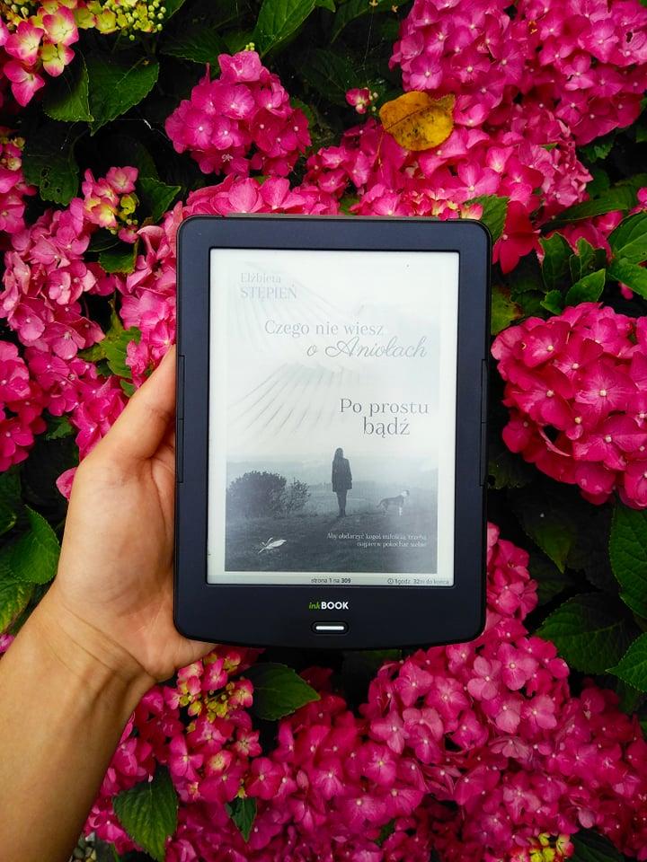 """Zdjęcie książki """"Czego nie wiesz o aniołach. Po prostu bądź"""""""